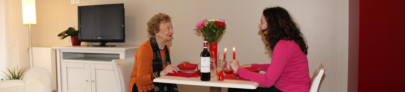 Résidence Seniors avec Services Douceur de France Echanges 300