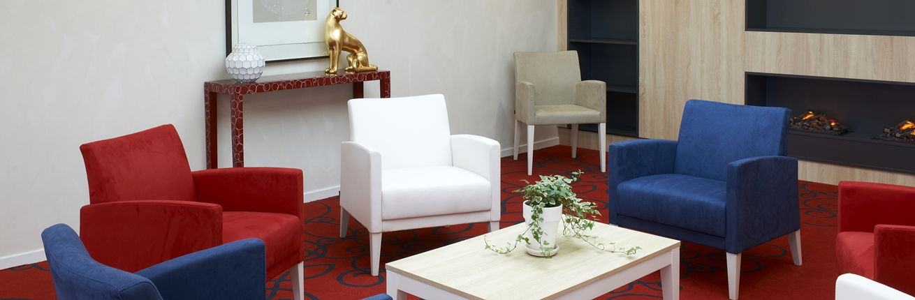 Residence Albert Petit Salon
